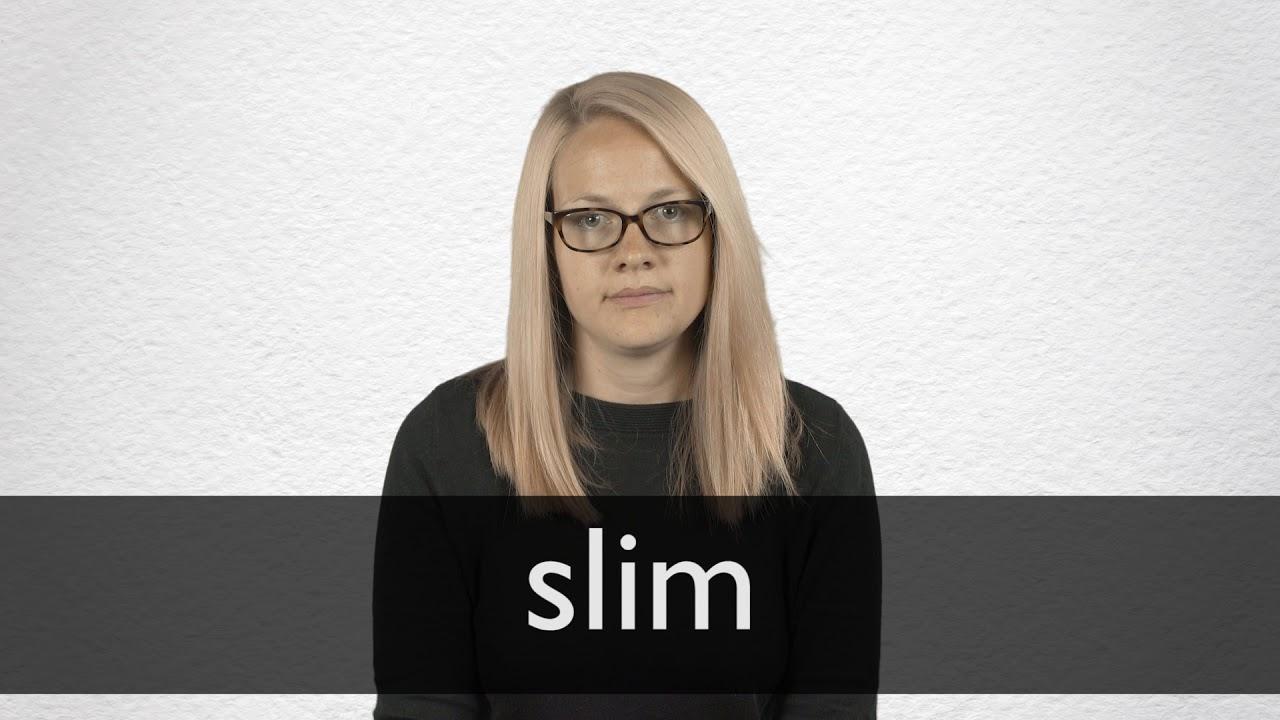 a slim down significado)
