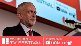 Jeremy Corbyn | Alternative Mactaggart Lecture | Edinburgh TV Festival 2018