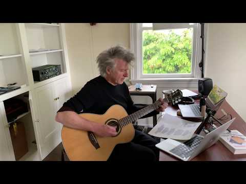 "Neil Finn - ""Heroes"" (David Bowie Cover, Live From Home)"