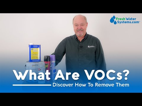 What Are VOCs And How Do You Remove Them?