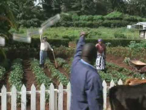 Mpesa Send Money Home TV Commercial