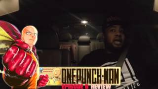 One Punch Man Episode 8 Review - ワンパンマン - DEEP SEA KING UNDEFEATED SO FAR!! #ANIMEROAD
