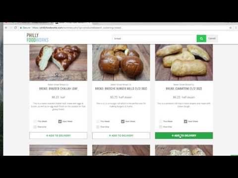 FAQ :: Philly Foodworks-Local organic produce and meat delivered in
