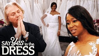 All Bride Wants Is a Dress That Will Please Her Entourage | Say Yes To The Dress UK