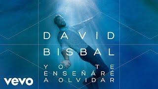 David Bisbal - Yo Te Enseñaré A Olvidar (Audio)