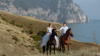 Саша и Юля. Свадебный клип