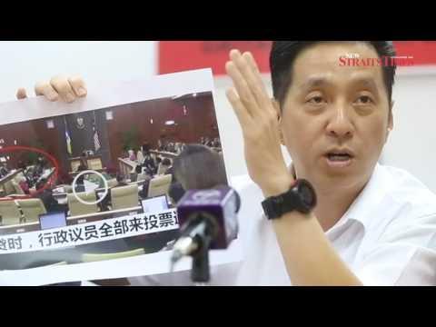 PKR marginalised in DAP-led Penang state gov