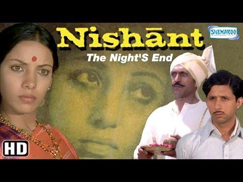 Nishant (HD)Girish Karnad, Shabana Azmi, Naseruddin Shah, Smita Patil Hindi Movie With Eng Subtitles