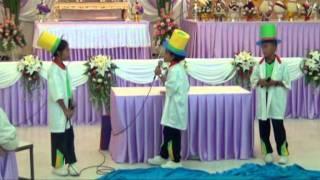 การแสดง science show สะเลียมหวาน