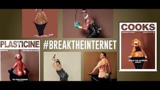 Kim Kardashian กับปรากฏการณ์ #breaktheinternet