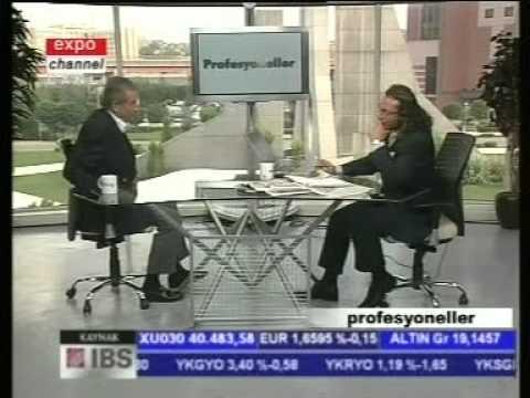 Expo Channel - Profesyoneller - Can Gürzap - 08.09.2005