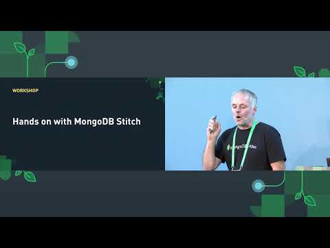 Hands-on MongoDB Stitch Tutorial