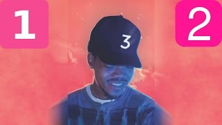 Chance The Rapper - Blessings Mashup/Compilation