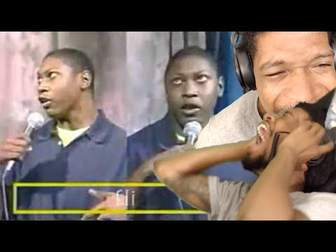 LMAOOOO I CANT BREATHEEE!! WORST RAP BATTLE EVER REACTION!