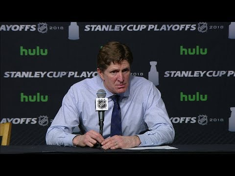 Maple Leafs Post-Game: Mike Babcock - April 21, 2018