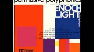 Enoch Light - Puppet Man - Quadraphonic Dolby Pro-Logic II