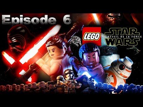 Épisode 6 - Château de Maz [Série] LEGO Star Wars : Le Réveil de la Force streaming vf