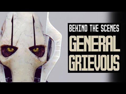 General Grievous   History