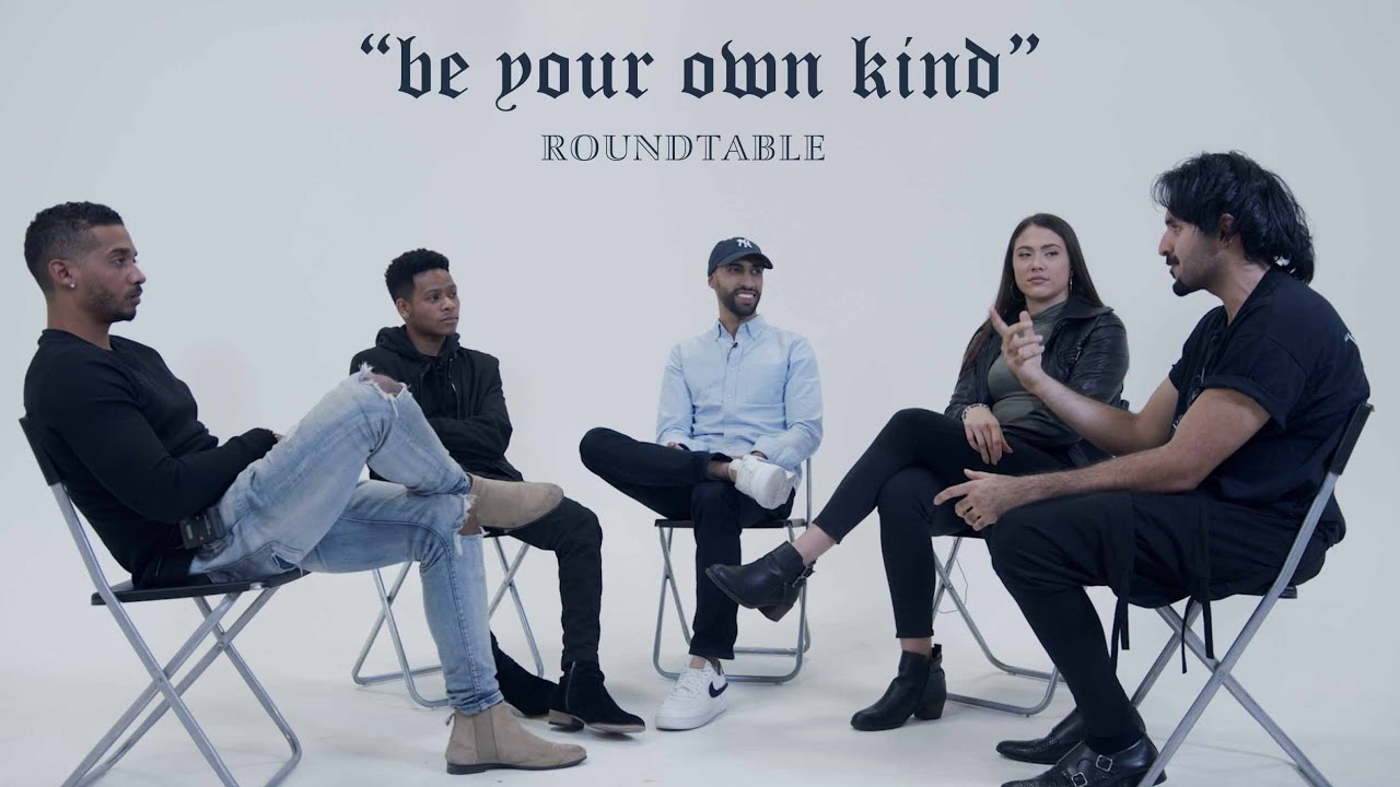 "Zargara ""Be Your Own Kind"" Short Film Round table"