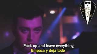 Sam Smith - Leave Your Lover ( Sub Español Ingles) [Lyrics] Video Official