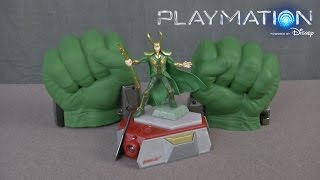 Hulk Playmation Gamma Gear Starter Pack from Disney/Hasbro