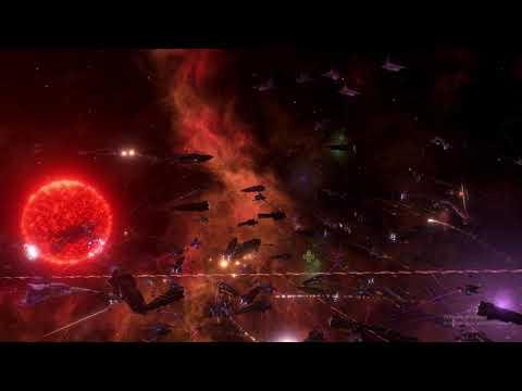 (Stellaris Battles) - UNSC & Autobots vs Covenant & Decepticons |