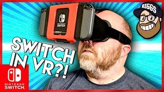 Nintendo Switch in VR?!  NS Glasses Review