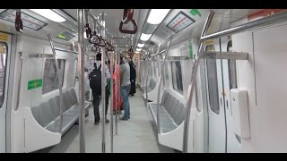 GRAND JAIPUR METRO - Full Train Journey Coverage - Inside & Outside !!!(This was my first journey onboard Jaipur Metro. On 30/07/2015, I did a journey with Prathamesh Yeram from Jaipur Railway Station to Mansarovar. It was a great ..., 2015-08-06T18:38:18.000Z)