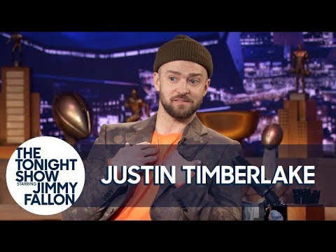 Cover Lagu Justin Timberlake on His Super Bowl Halftime Show and Prince Tribute STAFABAND