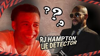 """""""Zion Told Me I Could've Been In JAM FAM."""" RJ Hampton Talks A LOT On Lie Detector 😳"""