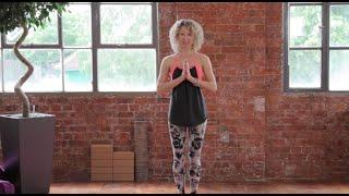 Yoga For Beginners: Video 3 - Tadasana (Mountain Pose)