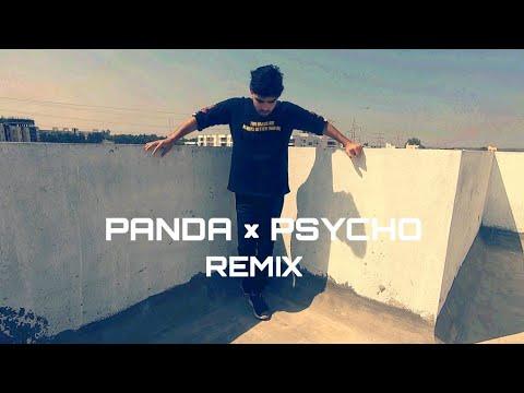 PANDA×PSYCHO REMIX / DANCE COVER / DARSHAN SHET