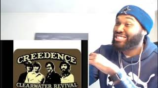 MY CHILDHOOD RUINED!! | Creedence Clearwater Revival - I Put a Spell on You+Lyrics - REACTION