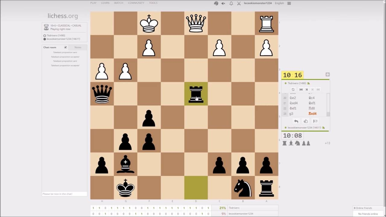 Chess With Tk