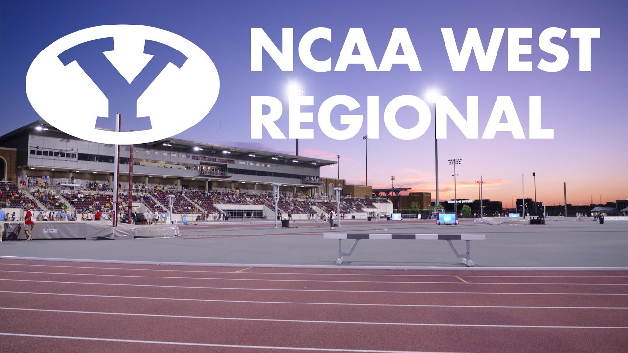 BYU Track and Field - 2021 NCAA West Regional