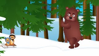 Piosenki dla dzieci - Stary niedźwiedź