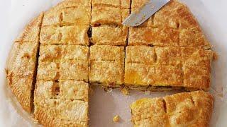 PİŞMESİYLE BİTMESİ Bir Olan MAYASIZ Çörek Çiğ Sebzeli