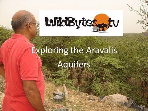 Exploring the Aravalis-Aquifers