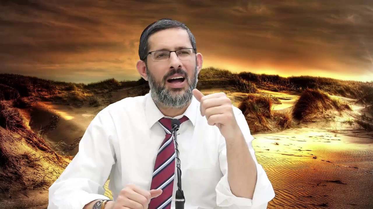 אין כמו תפילה - הרב יוסף חיים גבאי HD - מחזק!