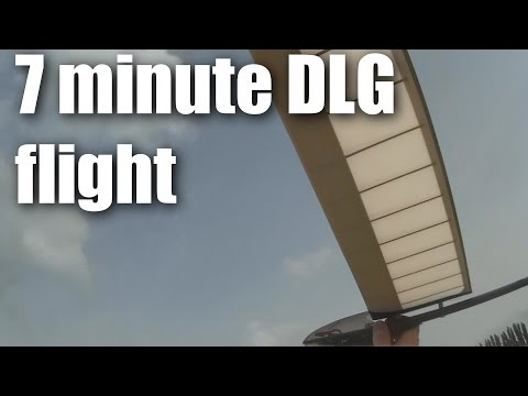 .5 grams more and this DLG flight would have been illegal thumbnail
