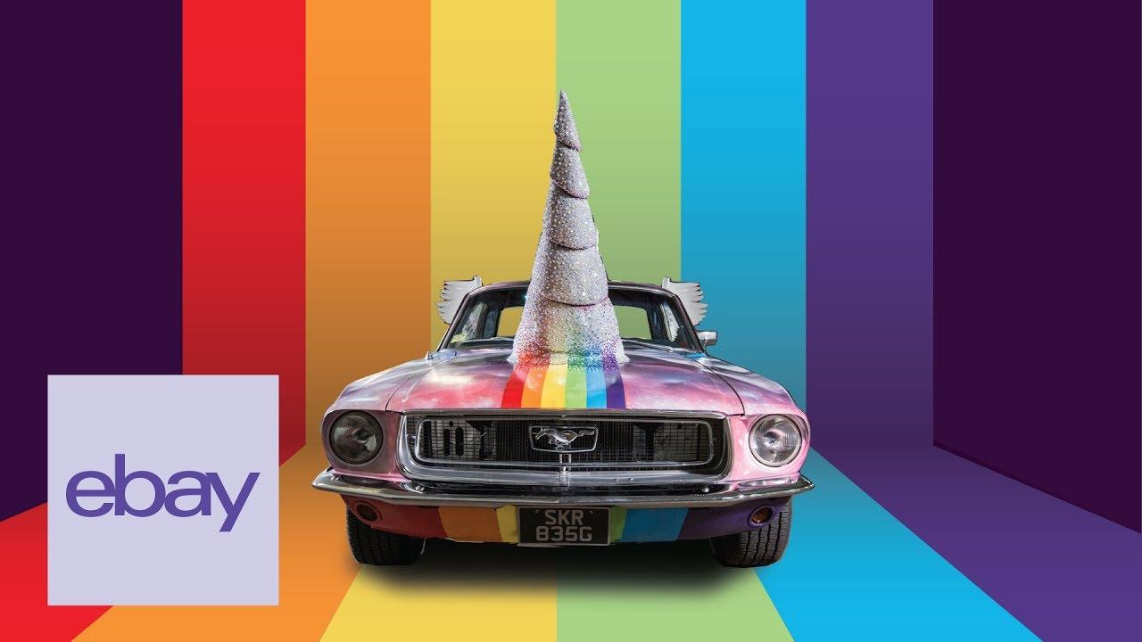 Mustang gay video
