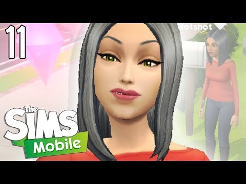 The Sims Mobile - 11 (Bella's Back)