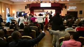 End Time Message SHEFFIELD WORSHIP APRIL 2014.(Precious Hiding Place)