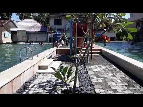 Kolam Renang Grand Madani Hotel Youtube