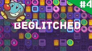 Let's Play Beglitched (4): Cute Witchy Glitchy Puzzles