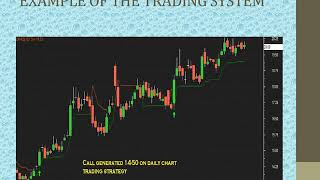 Mechanical Trading System 1