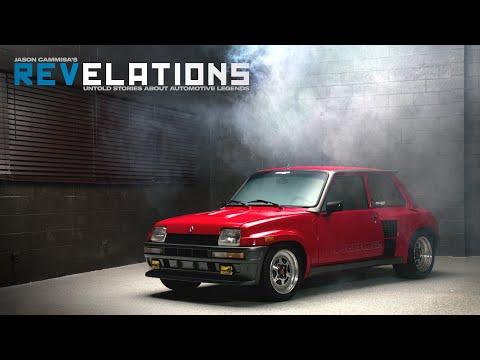 The Renault R5 Turbo is smoking hot | Revelations with Jason Cammisa | Ep. 01