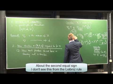 Lecture 7: Connections (International Winter School on Gravity and Light 2015)