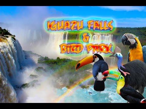 Iguazu falls Brazil/Argentina 2016 4K