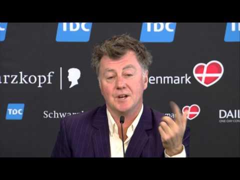 ESCKAZ in Copenhagen:Press conference from Australia delegation